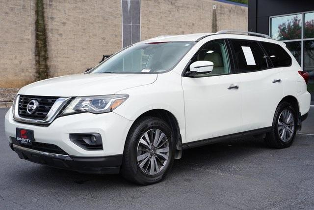 Used 2017 Nissan Pathfinder SV for sale $24,991 at Gravity Autos Roswell in Roswell GA 30076 5