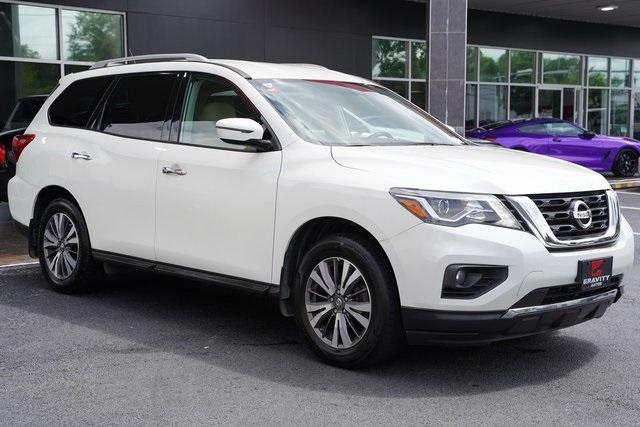 Used 2017 Nissan Pathfinder SV for sale $24,991 at Gravity Autos Roswell in Roswell GA 30076 7