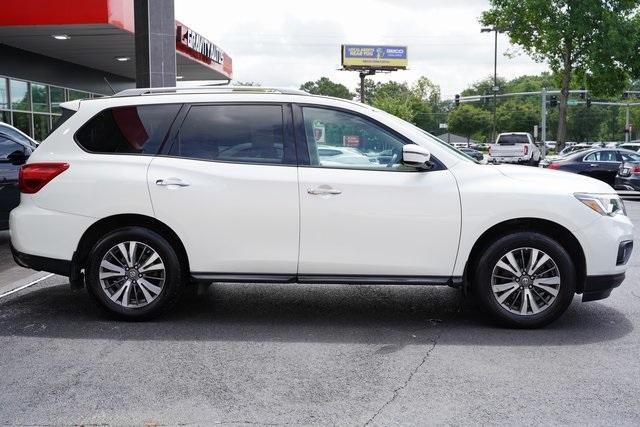 Used 2017 Nissan Pathfinder SV for sale $24,991 at Gravity Autos Roswell in Roswell GA 30076 8