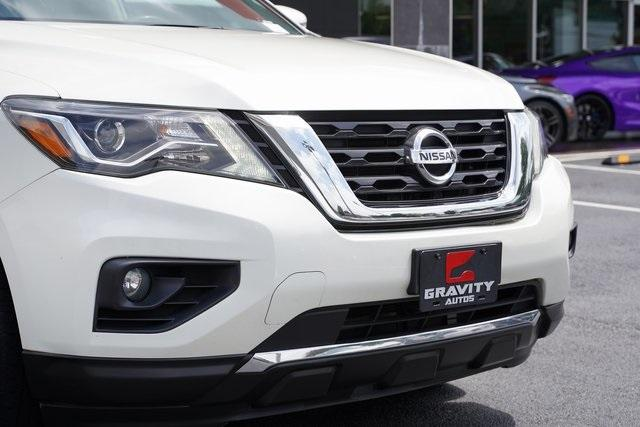 Used 2017 Nissan Pathfinder SV for sale $24,991 at Gravity Autos Roswell in Roswell GA 30076 9