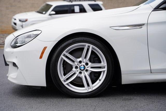 Used 2017 BMW 6 Series 640i xDrive Gran Coupe for sale $44,991 at Gravity Autos Roswell in Roswell GA 30076 10