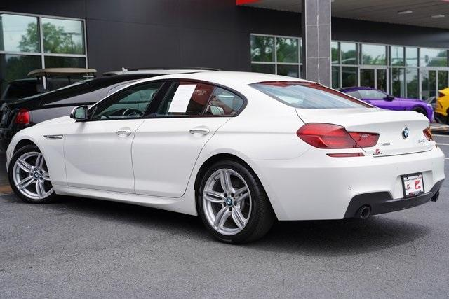 Used 2017 BMW 6 Series 640i xDrive Gran Coupe for sale $44,991 at Gravity Autos Roswell in Roswell GA 30076 11