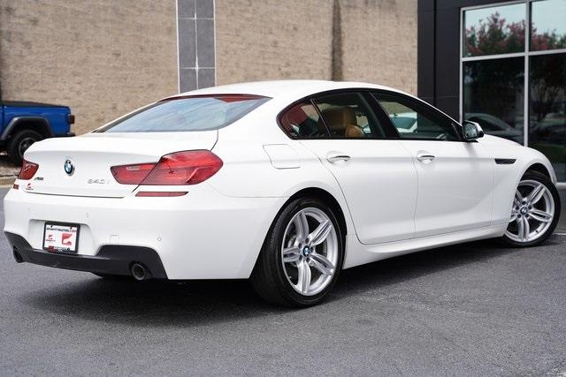 Used 2017 BMW 6 Series 640i xDrive Gran Coupe for sale $44,991 at Gravity Autos Roswell in Roswell GA 30076 13