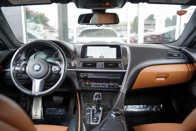 Used 2017 BMW 6 Series 640i xDrive Gran Coupe for sale $44,991 at Gravity Autos Roswell in Roswell GA 30076 15