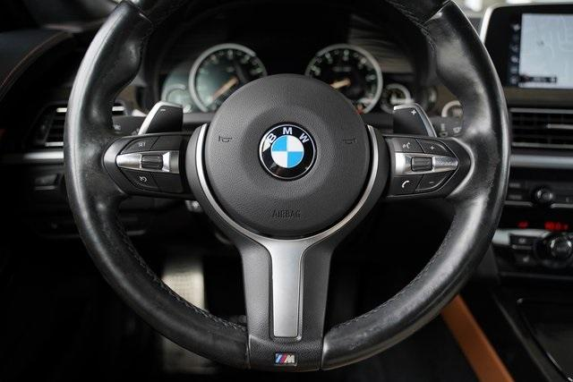 Used 2017 BMW 6 Series 640i xDrive Gran Coupe for sale $44,991 at Gravity Autos Roswell in Roswell GA 30076 16