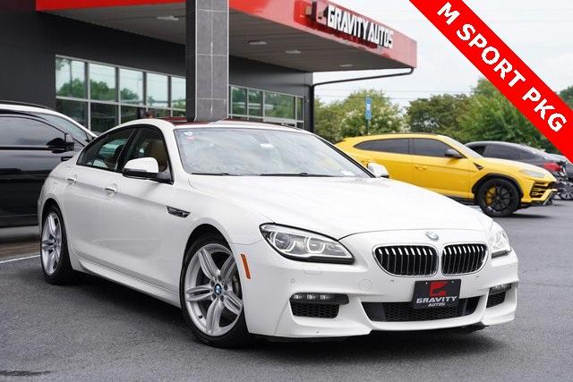 Used 2017 BMW 6 Series 640i xDrive Gran Coupe for sale $44,991 at Gravity Autos Roswell in Roswell GA 30076 2