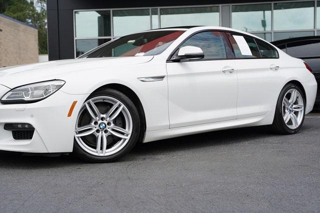 Used 2017 BMW 6 Series 640i xDrive Gran Coupe for sale $44,991 at Gravity Autos Roswell in Roswell GA 30076 3