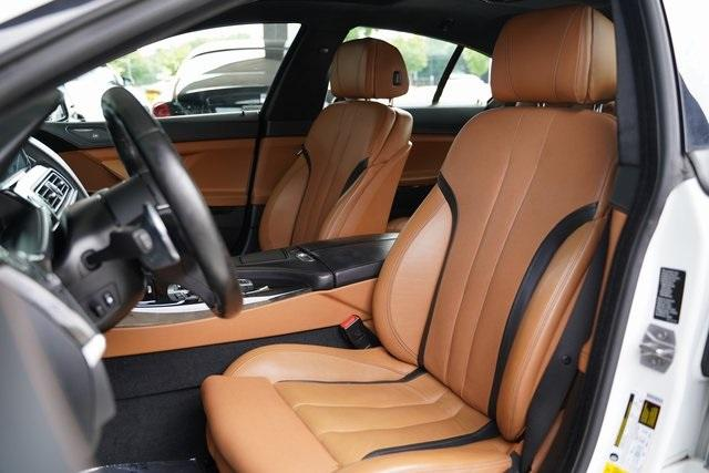 Used 2017 BMW 6 Series 640i xDrive Gran Coupe for sale $44,991 at Gravity Autos Roswell in Roswell GA 30076 30
