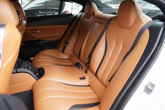 Used 2017 BMW 6 Series 640i xDrive Gran Coupe for sale $44,991 at Gravity Autos Roswell in Roswell GA 30076 32