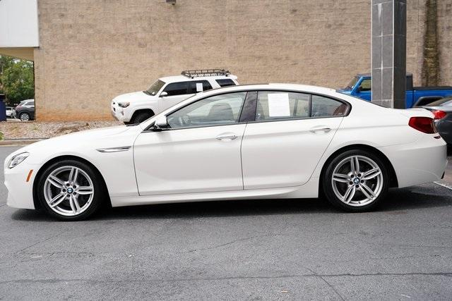 Used 2017 BMW 6 Series 640i xDrive Gran Coupe for sale $44,991 at Gravity Autos Roswell in Roswell GA 30076 4