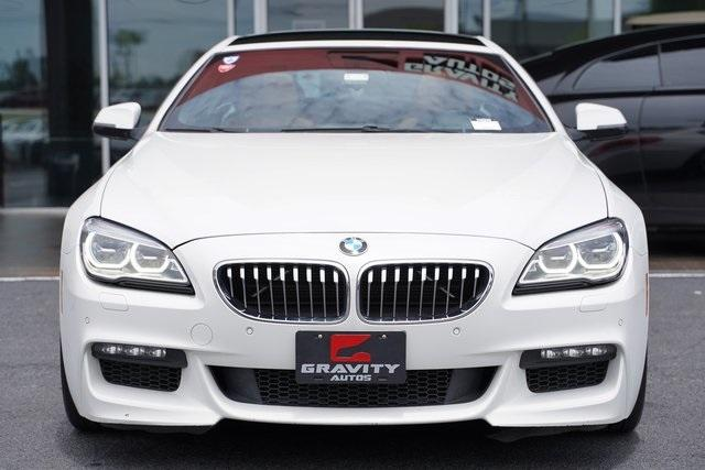 Used 2017 BMW 6 Series 640i xDrive Gran Coupe for sale $44,991 at Gravity Autos Roswell in Roswell GA 30076 6