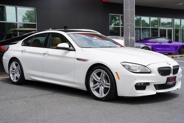 Used 2017 BMW 6 Series 640i xDrive Gran Coupe for sale $44,991 at Gravity Autos Roswell in Roswell GA 30076 7