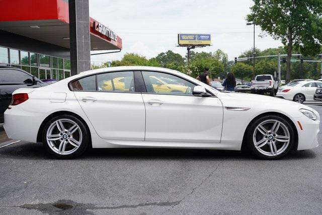 Used 2017 BMW 6 Series 640i xDrive Gran Coupe for sale $44,991 at Gravity Autos Roswell in Roswell GA 30076 8