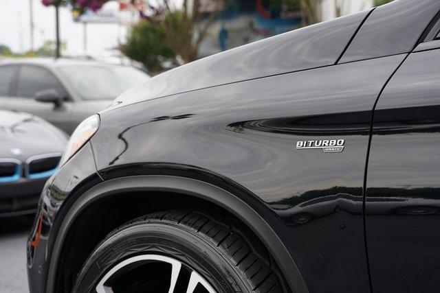 Used 2019 Mercedes-Benz GLE GLE 43 AMG for sale $64,991 at Gravity Autos Roswell in Roswell GA 30076 10