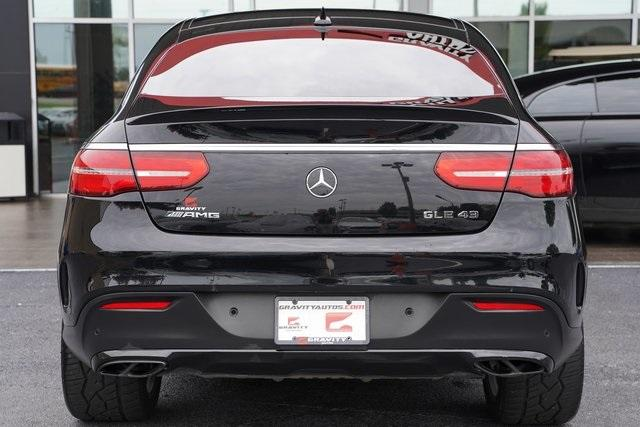 Used 2019 Mercedes-Benz GLE GLE 43 AMG for sale $64,991 at Gravity Autos Roswell in Roswell GA 30076 13