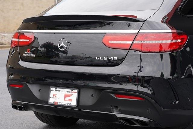 Used 2019 Mercedes-Benz GLE GLE 43 AMG for sale $64,991 at Gravity Autos Roswell in Roswell GA 30076 15