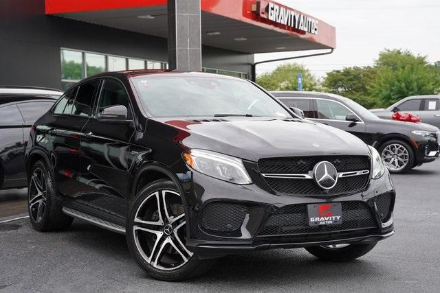 Used 2019 Mercedes-Benz GLE GLE 43 AMG for sale $64,991 at Gravity Autos Roswell in Roswell GA 30076 2