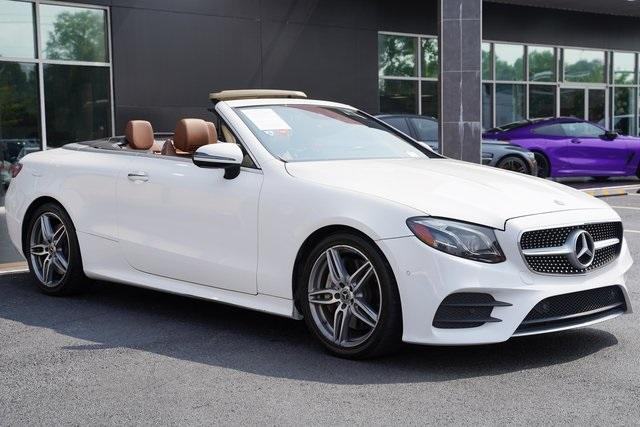 Used 2018 Mercedes-Benz E-Class E 400 for sale $56,991 at Gravity Autos Roswell in Roswell GA 30076 10