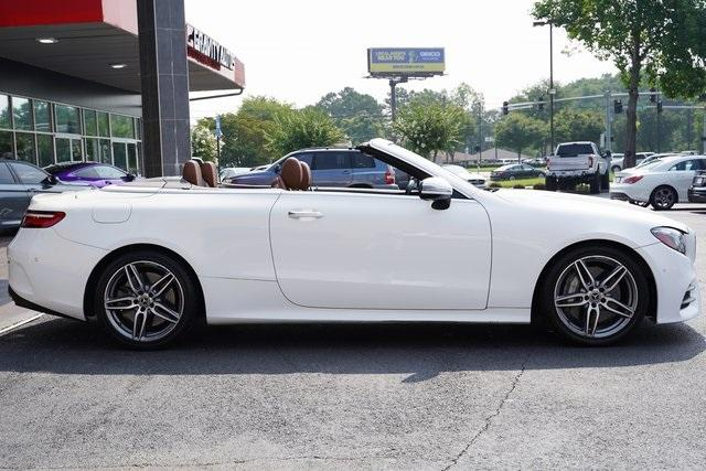 Used 2018 Mercedes-Benz E-Class E 400 for sale $56,991 at Gravity Autos Roswell in Roswell GA 30076 11