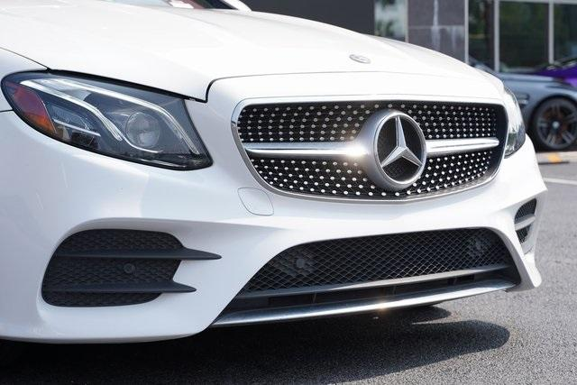 Used 2018 Mercedes-Benz E-Class E 400 for sale $56,991 at Gravity Autos Roswell in Roswell GA 30076 12
