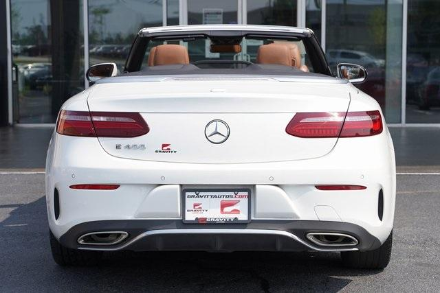 Used 2018 Mercedes-Benz E-Class E 400 for sale $56,991 at Gravity Autos Roswell in Roswell GA 30076 16