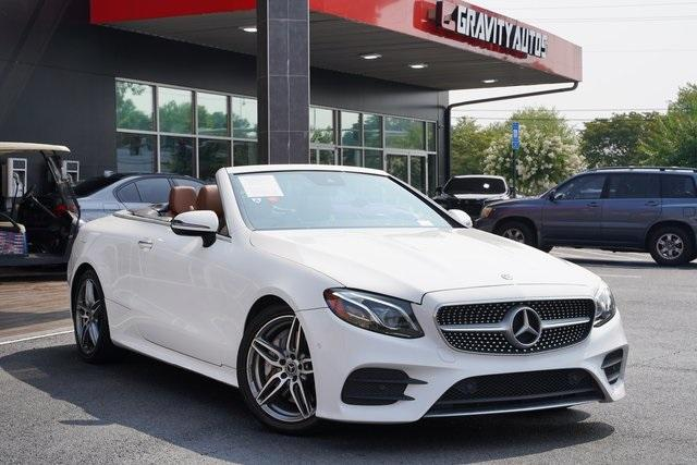 Used 2018 Mercedes-Benz E-Class E 400 for sale $56,991 at Gravity Autos Roswell in Roswell GA 30076 2