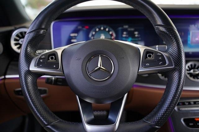 Used 2018 Mercedes-Benz E-Class E 400 for sale $56,991 at Gravity Autos Roswell in Roswell GA 30076 21