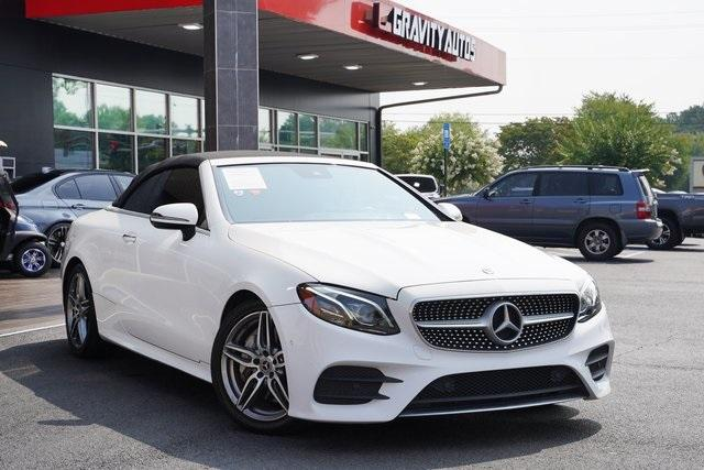Used 2018 Mercedes-Benz E-Class E 400 for sale $56,991 at Gravity Autos Roswell in Roswell GA 30076 3