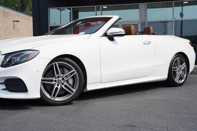 Used 2018 Mercedes-Benz E-Class E 400 for sale $56,991 at Gravity Autos Roswell in Roswell GA 30076 4