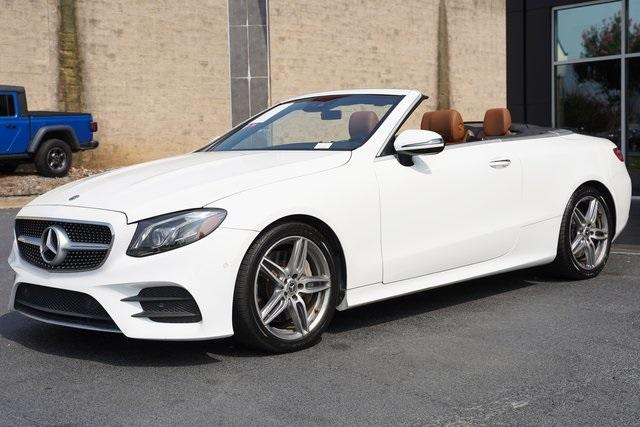 Used 2018 Mercedes-Benz E-Class E 400 for sale $56,991 at Gravity Autos Roswell in Roswell GA 30076 8
