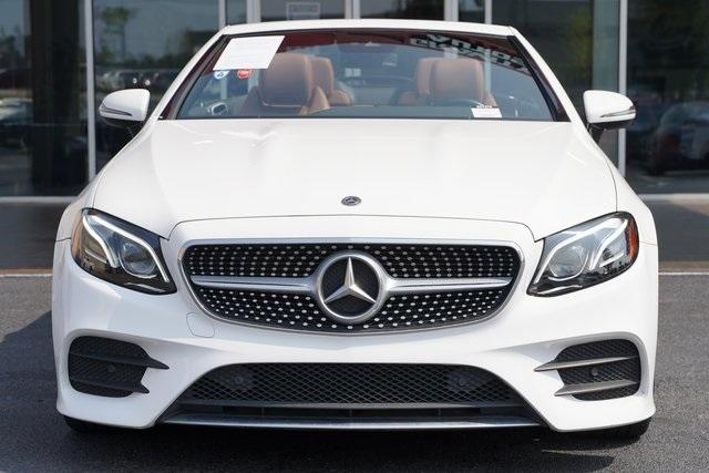 Used 2018 Mercedes-Benz E-Class E 400 for sale $56,991 at Gravity Autos Roswell in Roswell GA 30076 9