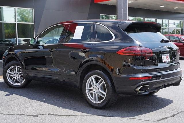 Used 2016 Porsche Cayenne Base for sale Sold at Gravity Autos Roswell in Roswell GA 30076 10