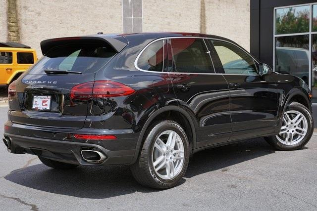 Used 2016 Porsche Cayenne Base for sale Sold at Gravity Autos Roswell in Roswell GA 30076 12