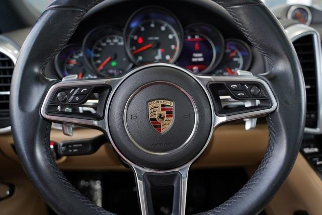 Used 2016 Porsche Cayenne Base for sale Sold at Gravity Autos Roswell in Roswell GA 30076 16