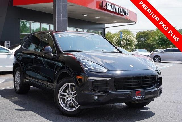Used 2016 Porsche Cayenne Base for sale Sold at Gravity Autos Roswell in Roswell GA 30076 2