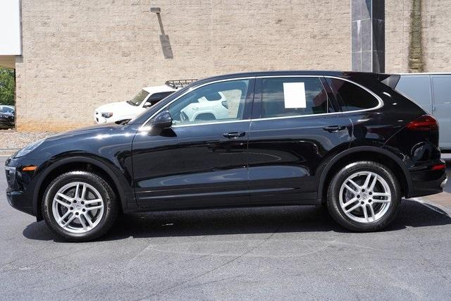 Used 2016 Porsche Cayenne Base for sale Sold at Gravity Autos Roswell in Roswell GA 30076 4