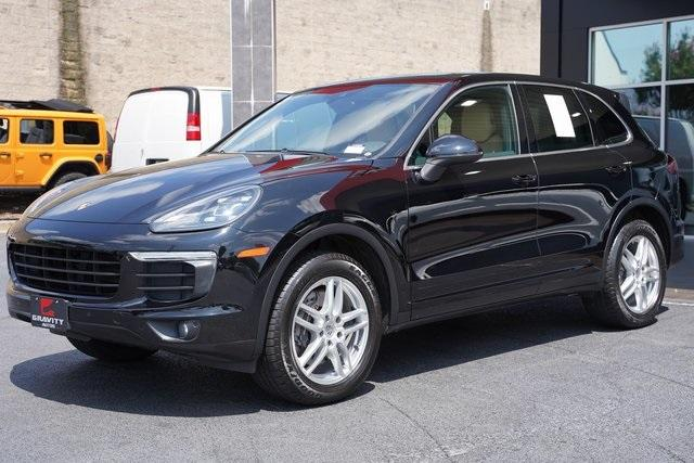 Used 2016 Porsche Cayenne Base for sale Sold at Gravity Autos Roswell in Roswell GA 30076 5