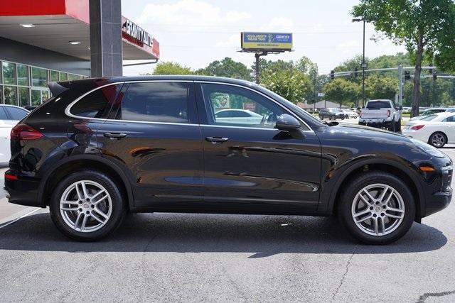 Used 2016 Porsche Cayenne Base for sale Sold at Gravity Autos Roswell in Roswell GA 30076 8