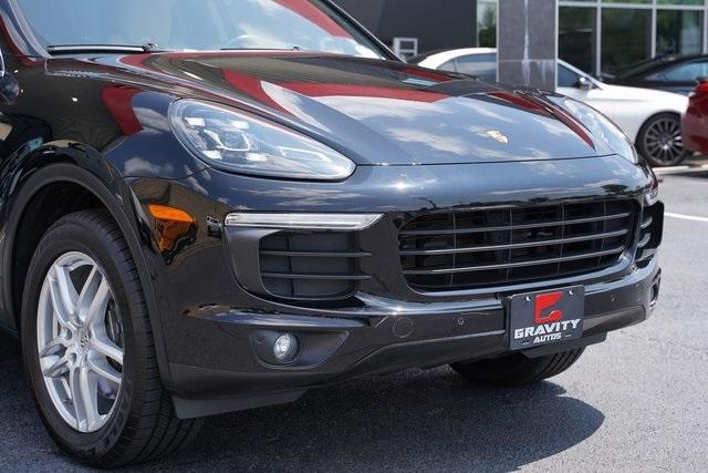 Used 2016 Porsche Cayenne Base for sale Sold at Gravity Autos Roswell in Roswell GA 30076 9