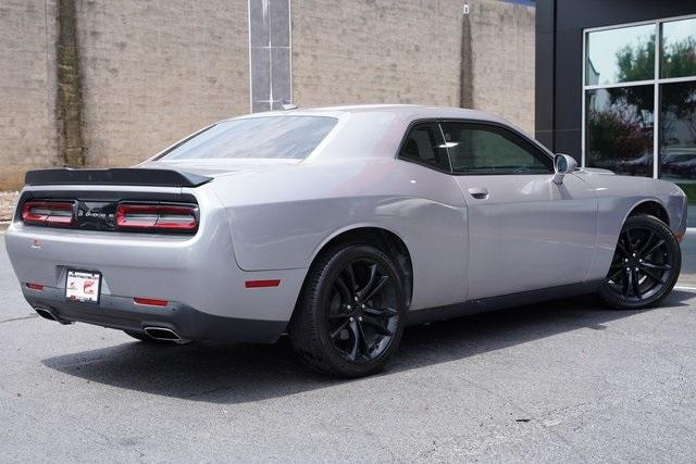 Used 2016 Dodge Challenger SXT for sale Sold at Gravity Autos Roswell in Roswell GA 30076 13