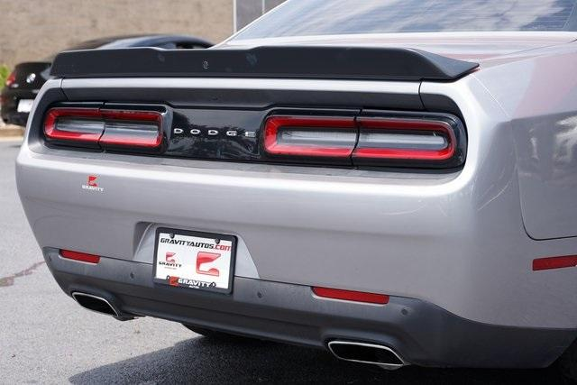 Used 2016 Dodge Challenger SXT for sale Sold at Gravity Autos Roswell in Roswell GA 30076 14
