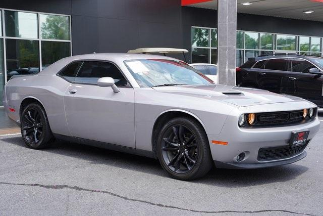 Used 2016 Dodge Challenger SXT for sale Sold at Gravity Autos Roswell in Roswell GA 30076 7