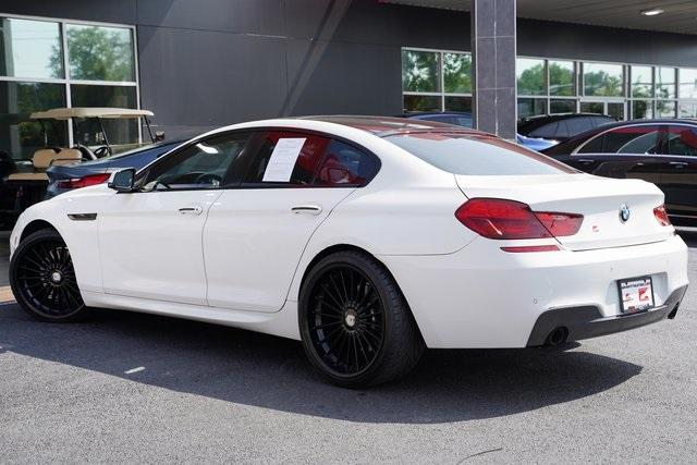 Used 2015 BMW 6 Series 640i Gran Coupe for sale Sold at Gravity Autos Roswell in Roswell GA 30076 11
