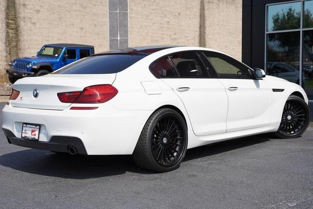 Used 2015 BMW 6 Series 640i Gran Coupe for sale Sold at Gravity Autos Roswell in Roswell GA 30076 13