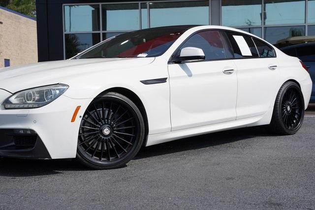 Used 2015 BMW 6 Series 640i Gran Coupe for sale Sold at Gravity Autos Roswell in Roswell GA 30076 3