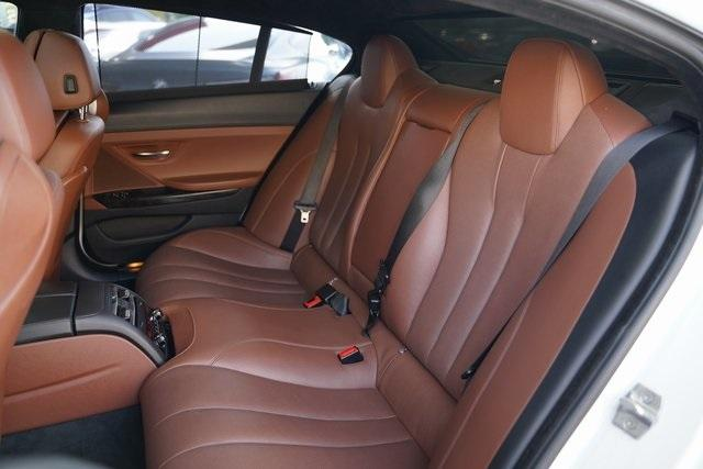 Used 2015 BMW 6 Series 640i Gran Coupe for sale Sold at Gravity Autos Roswell in Roswell GA 30076 30