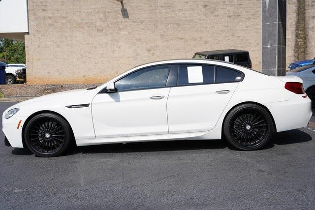 Used 2015 BMW 6 Series 640i Gran Coupe for sale Sold at Gravity Autos Roswell in Roswell GA 30076 4