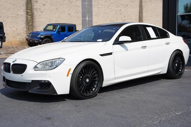 Used 2015 BMW 6 Series 640i Gran Coupe for sale Sold at Gravity Autos Roswell in Roswell GA 30076 5
