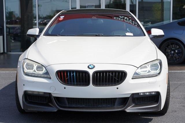 Used 2015 BMW 6 Series 640i Gran Coupe for sale Sold at Gravity Autos Roswell in Roswell GA 30076 6