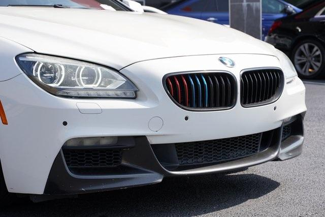 Used 2015 BMW 6 Series 640i Gran Coupe for sale Sold at Gravity Autos Roswell in Roswell GA 30076 9